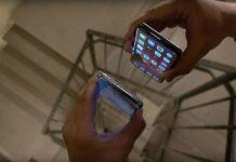 iPhone 11 Pro a Samusng Glaaxy S20 hodil zo 60 metrového schodiska. Ako to dopadlo?