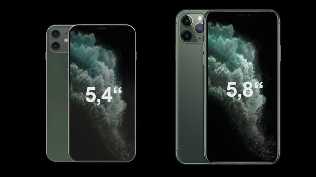 Ak Apple predstaví iPhone 12 mini, vymením ho za iPhone 11 Pro!