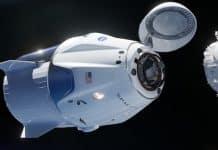 NAŽIVO: Sleduje ako dnes vesmírna loď Crew Dragon od Space X poletí do vesmíru.