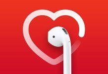 AirPods dostanú zdravotné senzory. Sledovať budú činnosť vášho srdca.
