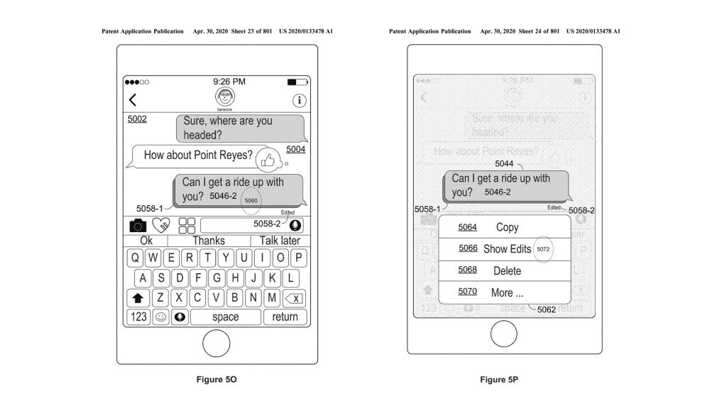 iMessage vám možno dovolí spätne upravovať text odoslanej správy!