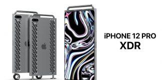 iPhone 12 Pro s dizajnu Macu Pro. Pozrite si zábavnú vizualizáciu. Nechýbajú kolieska.