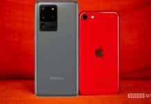 iPhone SE 2. generácie porazil Samsung Galaxy S20 Ultra v rýchlostnom teste.