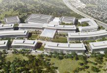 Apple stavia nový kampus v Texase. Dostane aj hotel so 192 izbami.