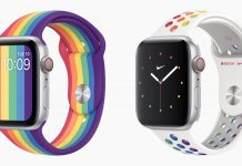 Apple predstavilo nové remienky pre Apple Watch. Podporujú hnutie LGBT.