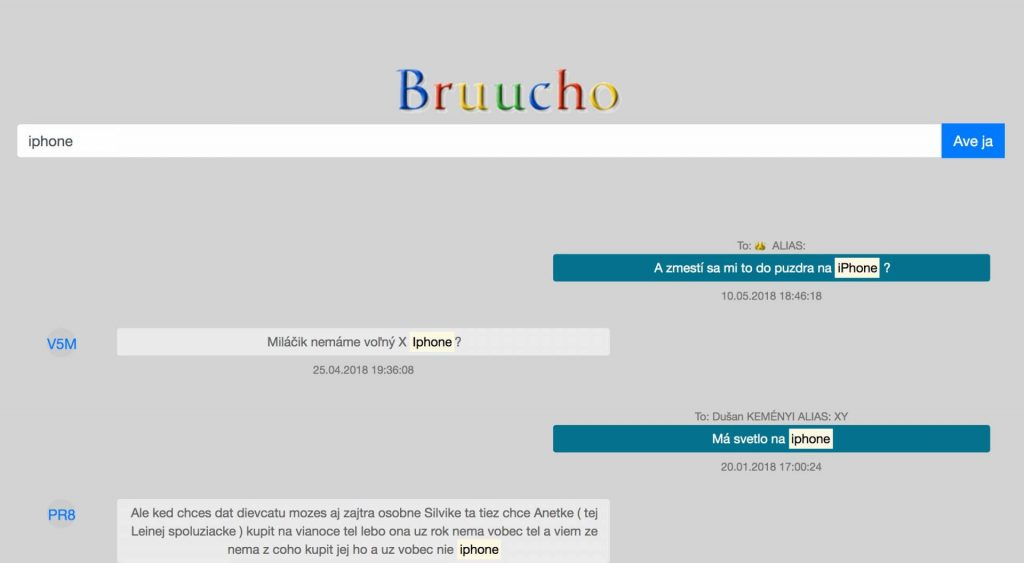 """""""Brucho"""" - Pozrite si správy z Threemy Mariána Kočnera jednoduchým spôsobom."""