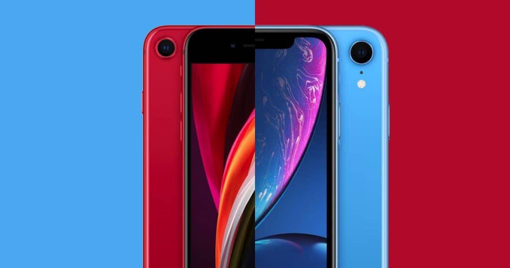 iPhone XR - oplatí sa v roku 2020 alebo radšej iPhone SE 2. generácie?