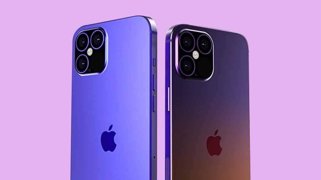 iPhone 12 - pozrite si parametre všetkých štyroch verzii.
