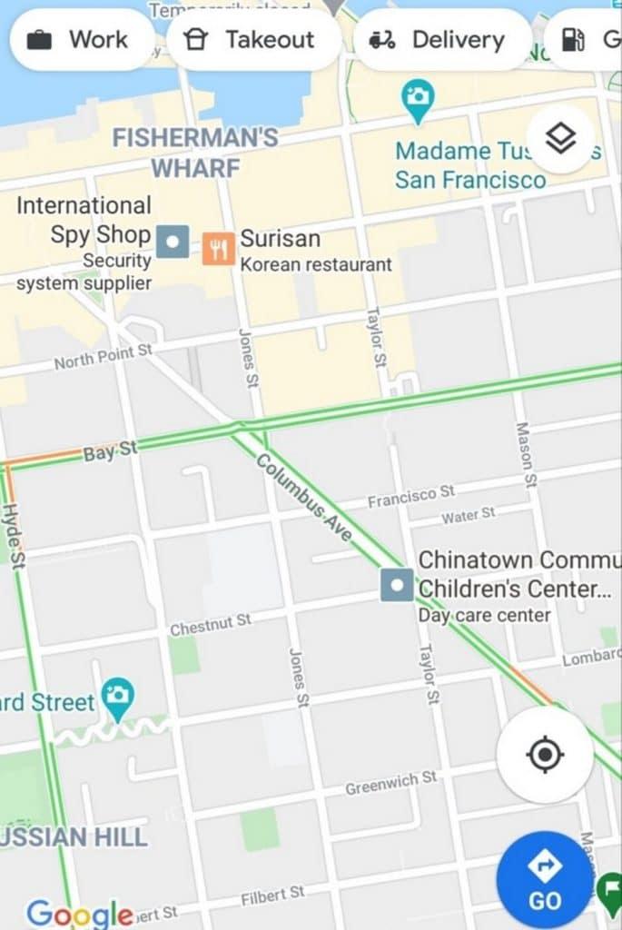 Používate Google Maps? Máme pre vás zlé správy. Služba tu testuje reklamy.