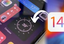 Widgety v iOS 14