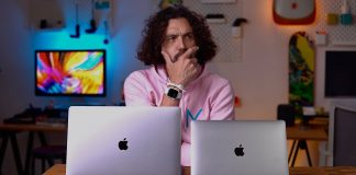 """Petr Mára testuje nový MacBook Pro 13"""""""