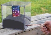 iPhone 11 vs. pušný prach. Neuveríte ako to dopadlo.