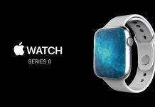 Apple Watch Series 6 koncept
