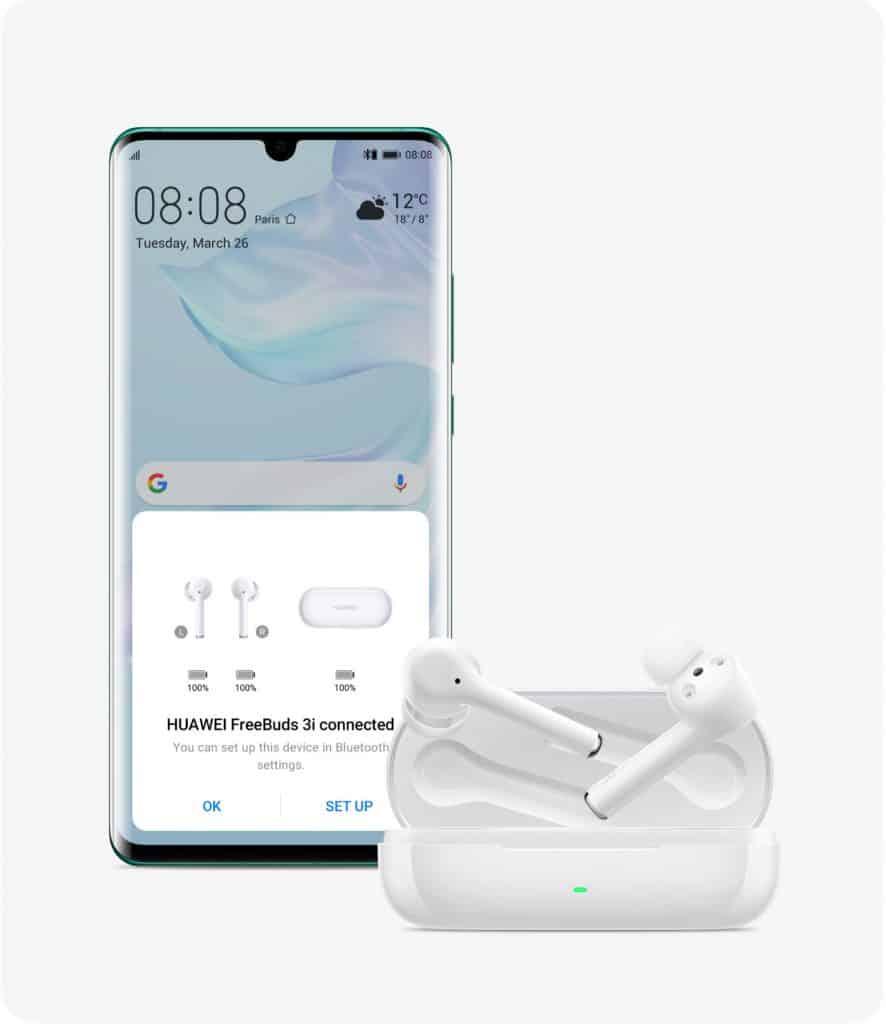 Huawei okopíroval AirPods Pro. Cena je viac ako atraktívna.