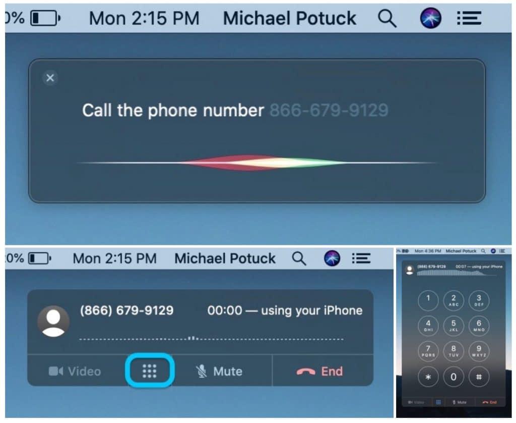 Návod: Ako telefonovať cez MacBook alebo iMac? Je to úplne jednoduché.