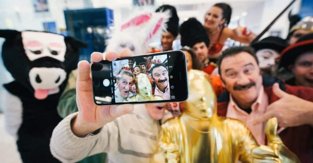 Apple testuje skupinovú selfie. Skrýva v sebe jednu špecialitu.