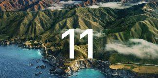 MacOS Big Sur je označený ako 11.0. Lúčime sa tak s verziou 10!