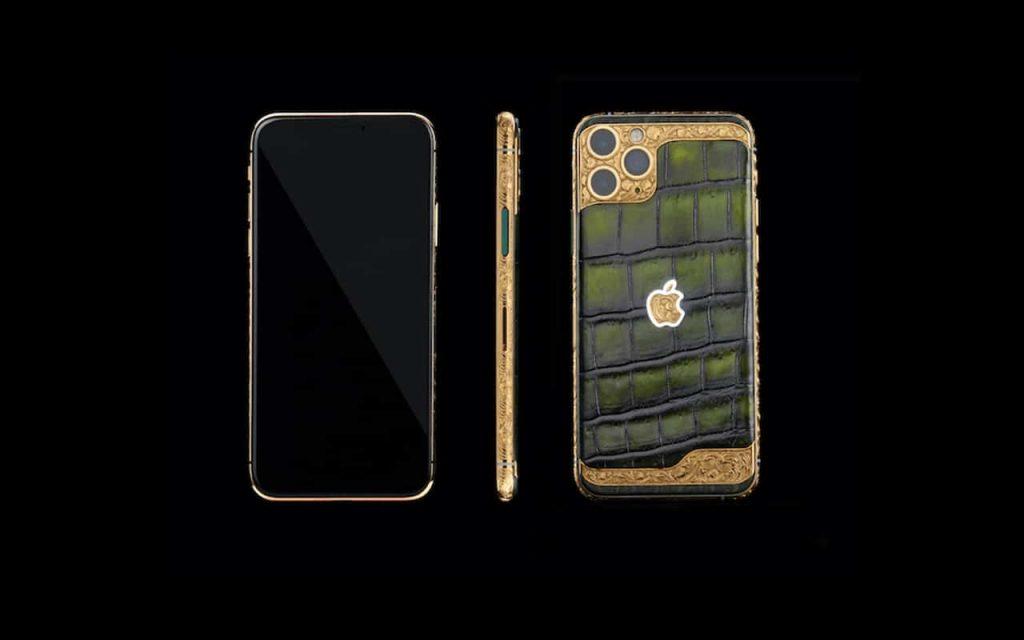 Tento iPhone 11 Pro Max stojí cez 5000$. Išli by ste do neho?