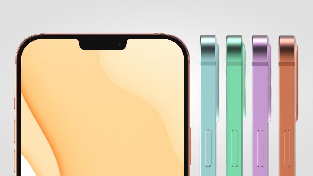 iPhone 12 príde v troch nových farebných prevedeniach.