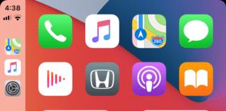 CarPlay a jeho nové tapety. Pozrite sa ako vyzerajú a ako ich zmeniť.