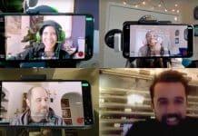"""Takto sa natáčal """"Mythic Quest"""" počas pandémie koronavírusu pomocou iPhonu."""