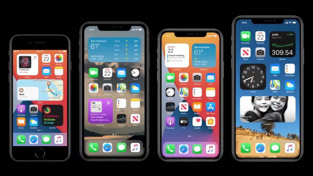 Apple práve predstavilo iOS 14. Má widgety a množstvo iných noviniek.