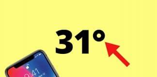 Návod: Ako na iPhone napísať symbol stupňa teploty?
