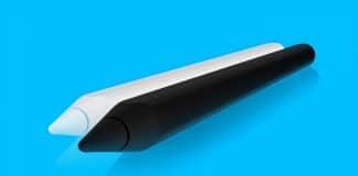 Apple Pencil by vraj mohla prísť v čiernej farbe.