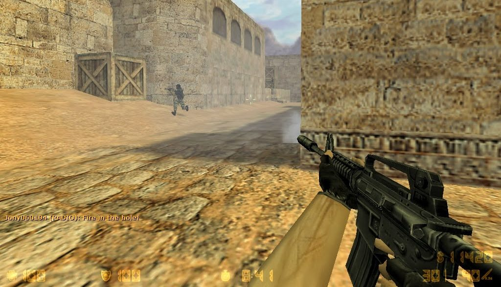 Counter-Strike 1.6 v prehliadači. Zahrajte si legendárnu hru bez nutnosti inštalácie.