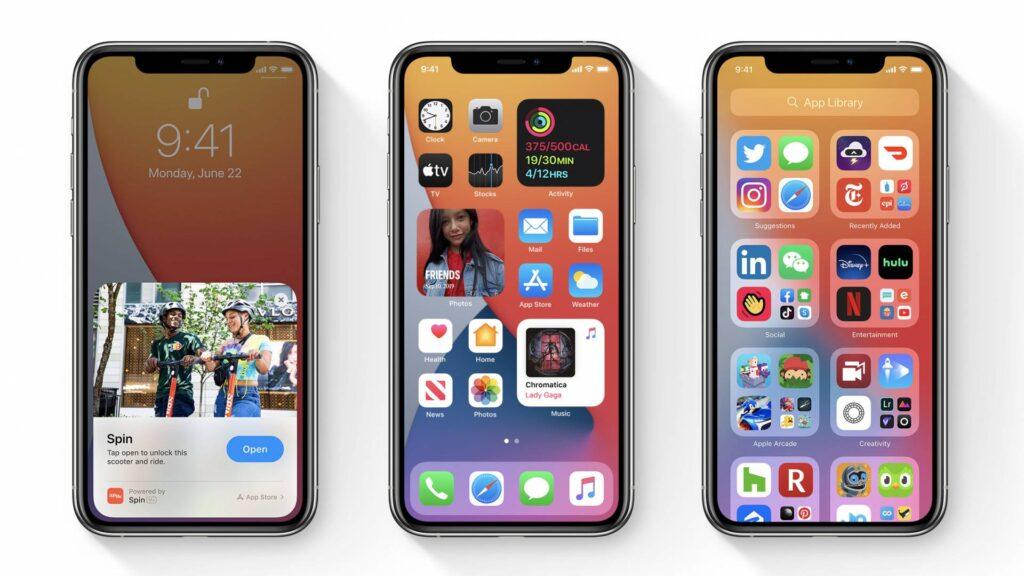 iOS 14 má novú funkciu ovládania. Stačí vám klepnúť po zariadení zo zadnej strany.
