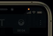 iOS 14 dostal skvelú minimalistickú bezpečnostnú funkciu.
