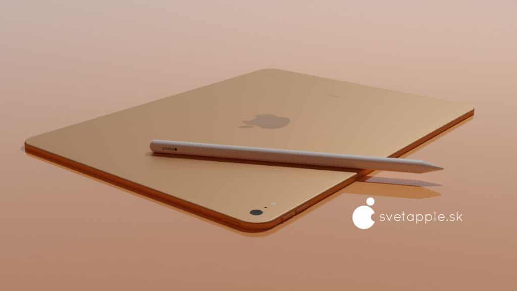 iPad Air dostane USB-C a dizajn iPadu Pro.