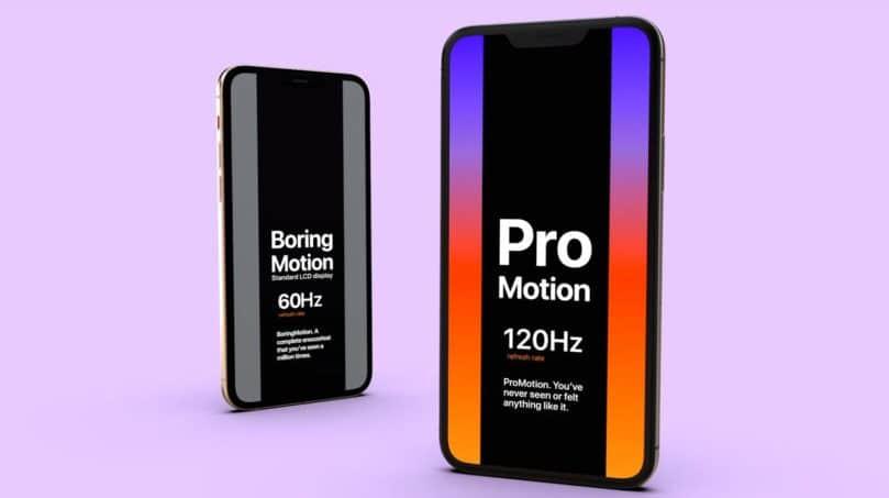 iPhone 12 Pro ponúkne 120Hz displej. Potvrdil to ďalší zdroj.
