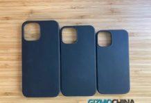 iPhone 12 - unikli kryty, ktoré prezrádzajú 3 veľkosti zariadenia.