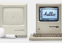 Pozrite sa na netradičný kryt pre AirPods. Vyzerá ako Macintosh.