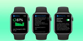 watchOS 7 dostáva geniálnu funkciu. Ušetrí vám baterku a zároveň prezradí, v akom je stave.
