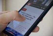 Návod: Ako na iPhone scrollovať ešte pohodlnejšie?