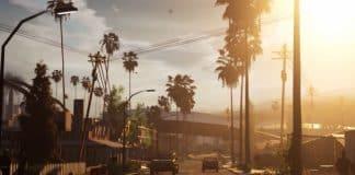 GTA San Andreas v Unreal Engine 4!