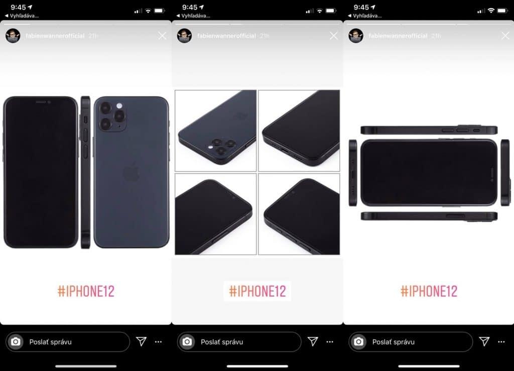 Na internete sa objavili fotografie iPhonu 12.