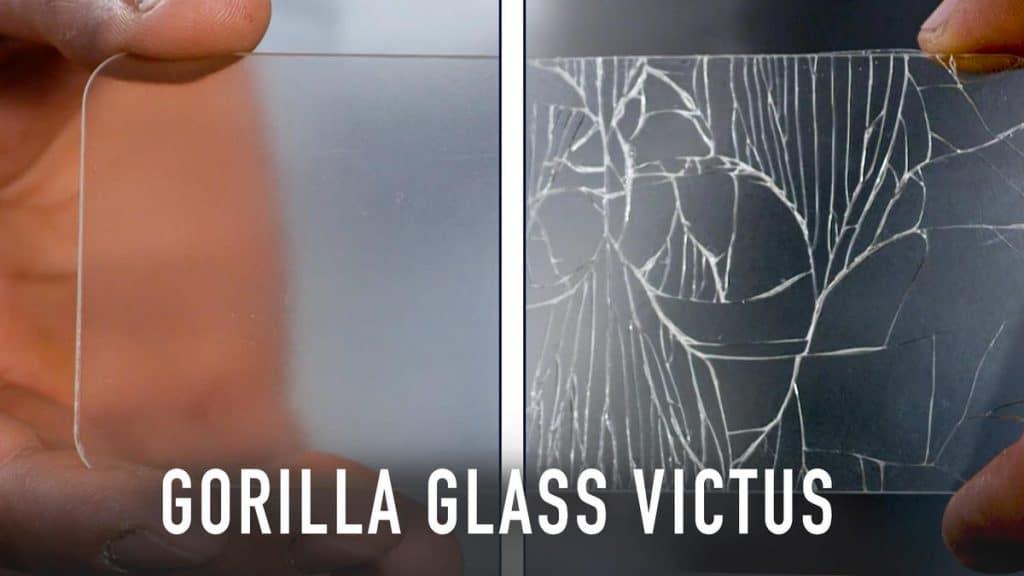 Corning predstavil Gorilla Glass Victus