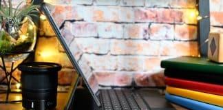 iPad a Magic Keyboard