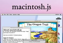 macOS 8 z roku 1997