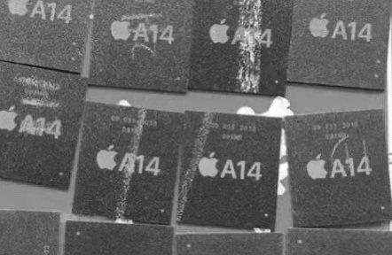 Procesor Apple A14 Bionic pre iPhone 12 sa objavil na fotografiách.