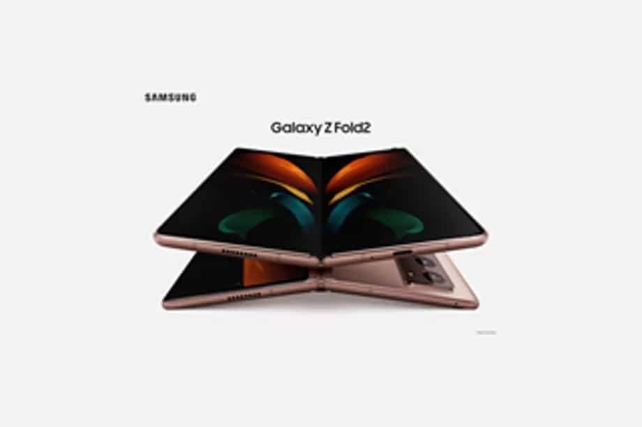 Skladací Samsung Galaxy Z Fold 2 unikol na internet.