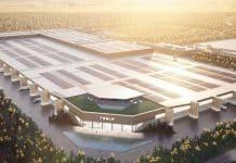 Takto bude vyzerať Gigafactory od Tesly v Berlíne.