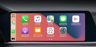Návod: Ako vytvoriť snímku obrazovky/screenshot na Apple CarPlay?