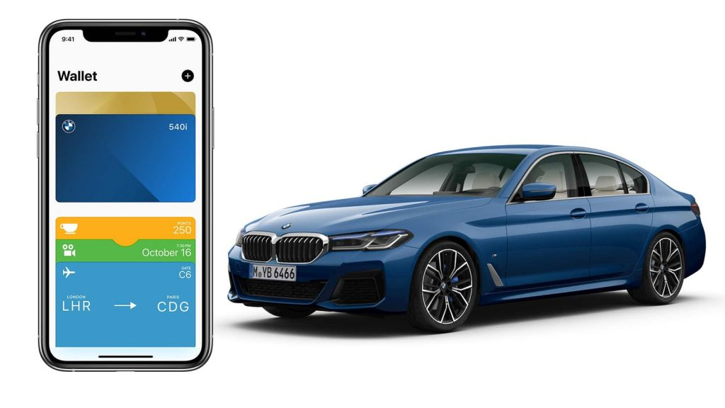 BMW Connected prichádza s podporou CarKey. Tieto vozidlá ho budú podporovať.