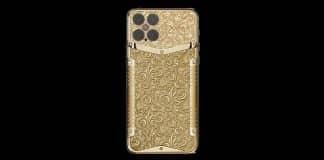 iPhone 12 Caviar