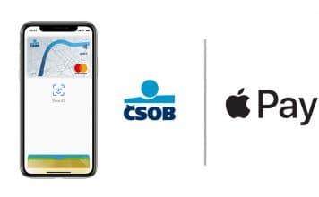 ČSOB konečne spustila Apple Pay. Stále však nemusí fungovať všetkým.