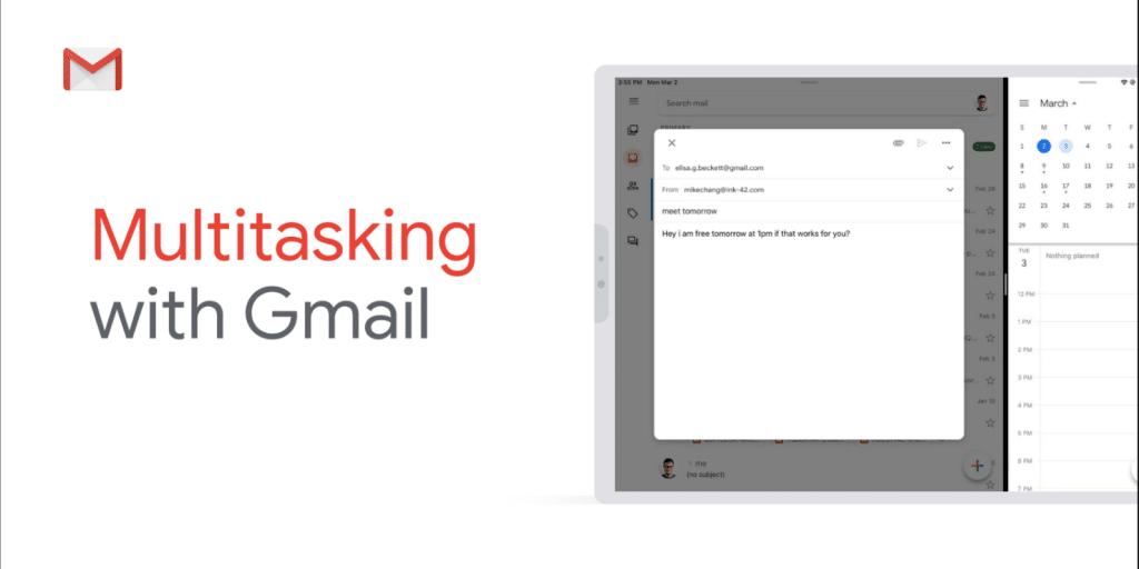 Gmail dostal aktualizáciu. Čo je nové?